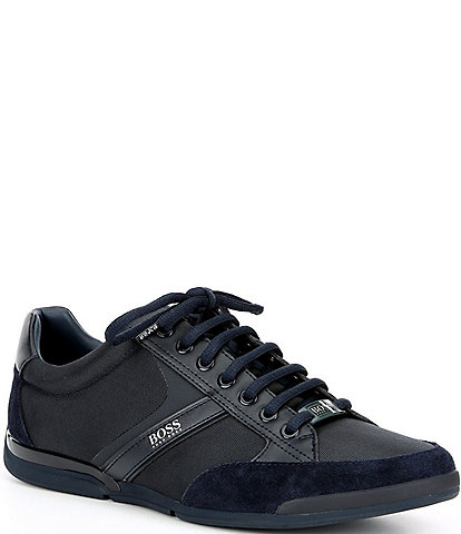 BOSS Hugo Boss Men's Saturn Lace-Up Sneaker