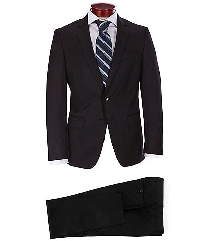 Hugo Boss Slim Fit H-Body Solid Suit