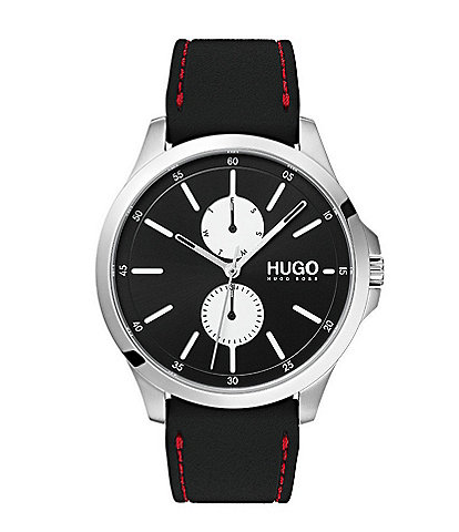 HUGO HUGO BOSS #Jump Multifunctional Black Watch