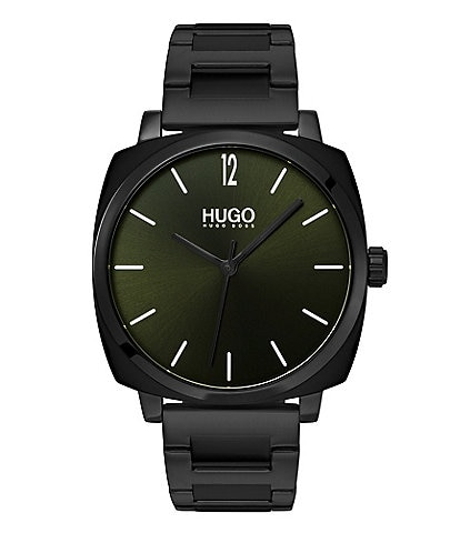 HUGO HUGO BOSS #Own Black Bracelet Watch