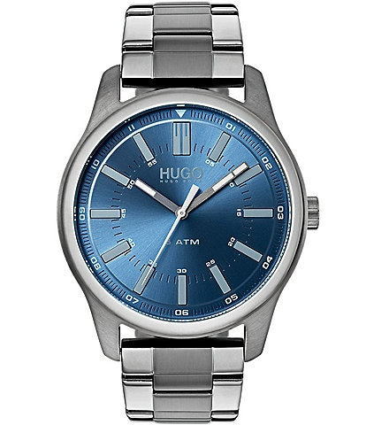 HUGO HUGO BOSS #Rise Grey Watch
