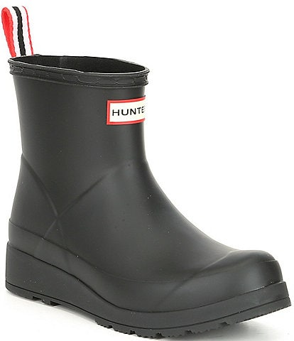 66b9587a0d77 Hunter Boots Play Boot Short Rain Boots