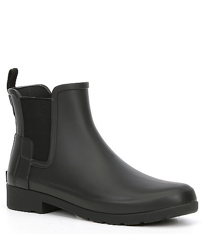 Hunter Original Refined Chelsea Rain Booties