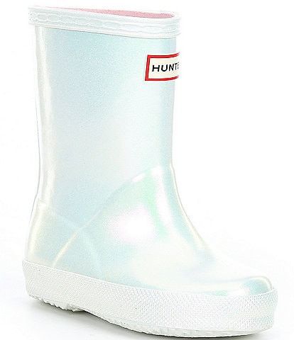 Hunter Girls' First Nebula Rain Boots (Infant)