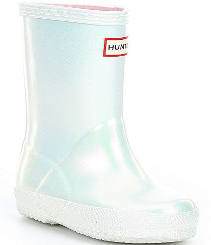 Hunter Girls' First Nebula Rain Boots Toddler