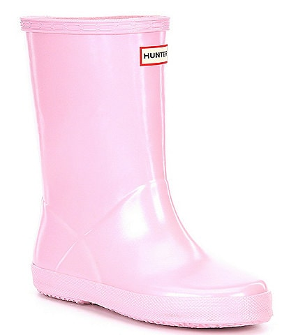 Hunter Girls' First Nebula Rainboots (Toddler)