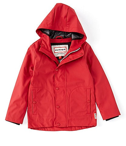Hunter Kids 7-12 Original Lightweight Rubberized Jacket
