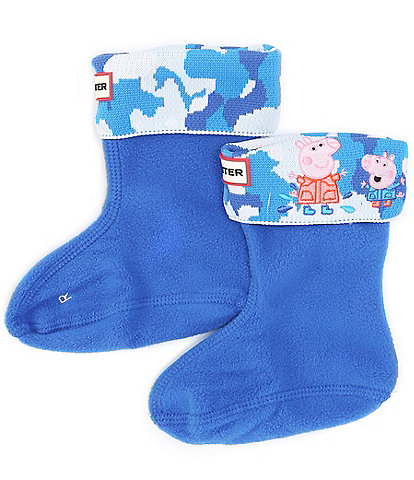 Hunter Kids Peppa Pig Boot Socks (Infant)
