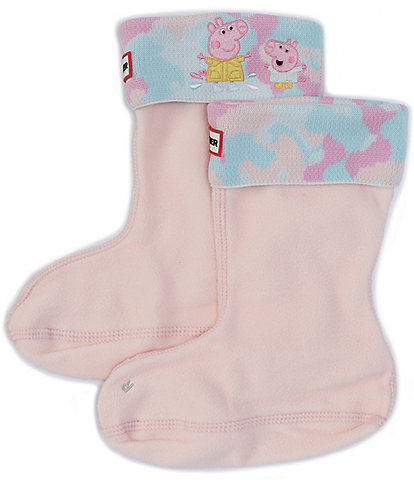 Hunter Kids Peppa Pig Boot Socks (Youth)