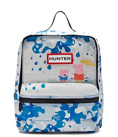 Hunter Kid's Peppa Pig Muddy Puddles Backpack
