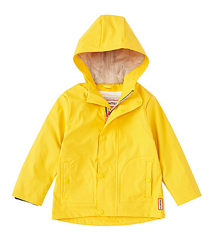 Hunter Little Kids 3-6 Original Lightweight Rubberized Jacket