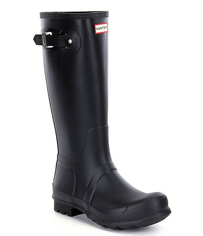 Hunter Men's Original Tall Waterproof Rain Boots