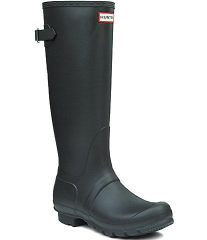 e9c05787e1d Black Women's Rain Boots | Dillard's