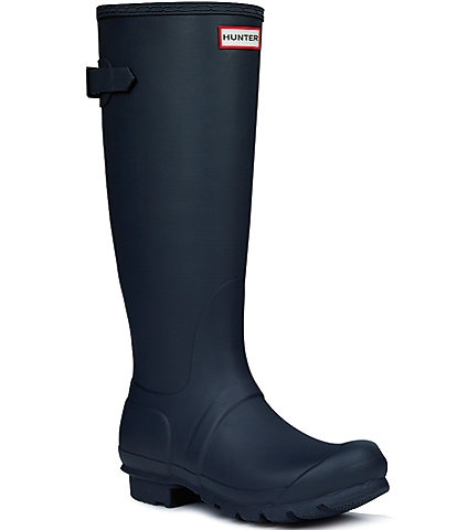 c75305ad7eb0f Hunter Women s Original Back Adjustable Rain Boots