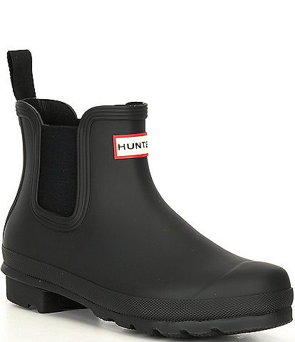 Hunter Original Chelsea Rain Booties