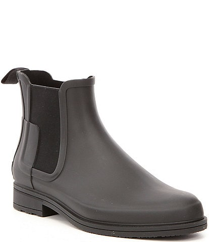 Hunter Men's Original Waterproof Refined Chelsea Boots