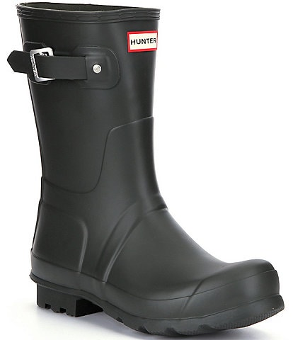 Hunter Original Short Men's Waterproof Rain Boots