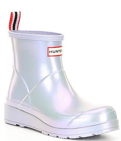 Hunter Original Short Nebula Playbook Waterproof Rain Boots