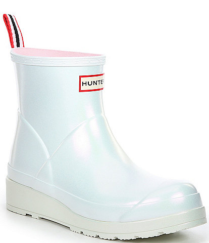 Hunter Original Short Nebula Playbook Waterproof Rain Boots