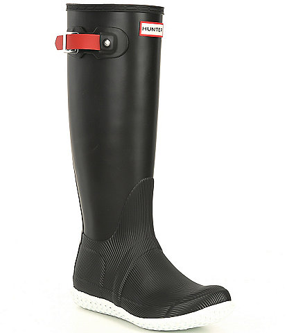 Hunter Tall Calendar Sole Rain Boots
