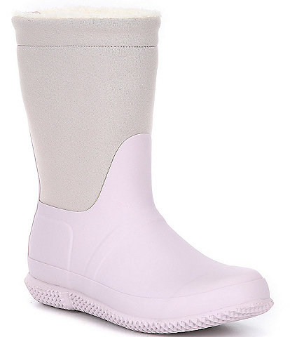 Hunter Women's Original Insulated Roll Top Sherpa Waterproof Boots