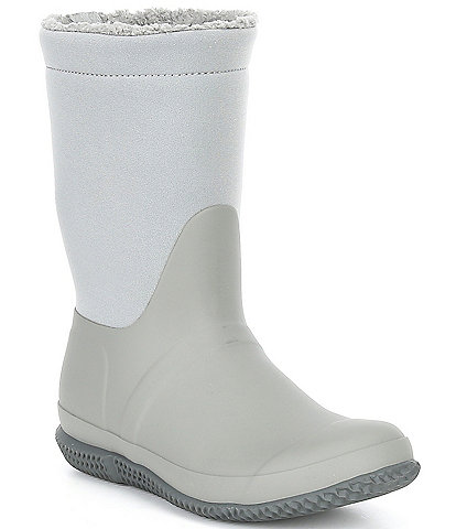Hunter Women's Original Insulated Roll Top Sherpa Waterproof Boots