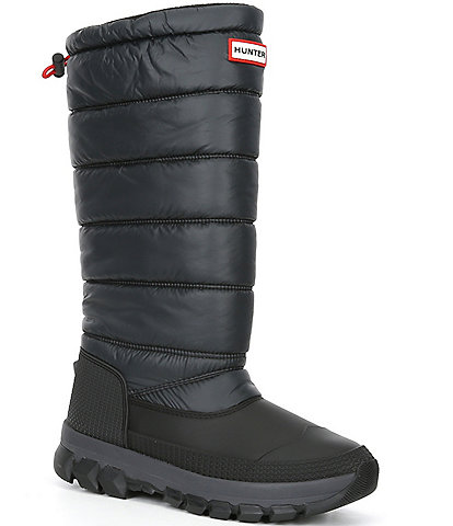 Hunter Women's Tall Insulated Waterproof Snow Boots