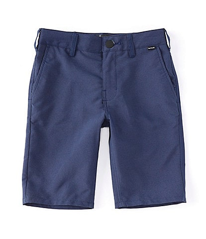 Hurley Big Boys 8-20 Dri-FIT Chino Walkshorts