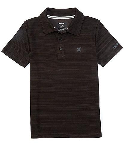 Hurley Big Boys 8-20 Short-Sleeve Dri-FIT Belmont Polo Shirt