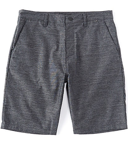 Hurley Dri-Fit Breathe 21#double; Outseam Shorts