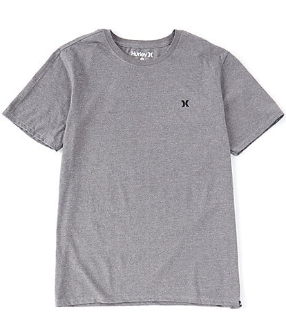 Hurley Icon Siro Short-Sleeve Solid T-Shirt