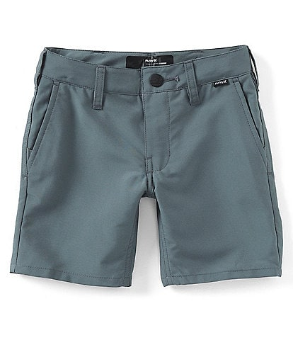 Hurley Little Boys 2T-7 Dri-FIT Chino Walkshorts