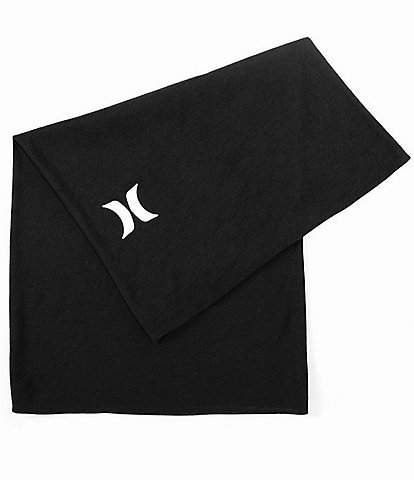 Hurley Solid Neck Gaiter Cloth Face Mask