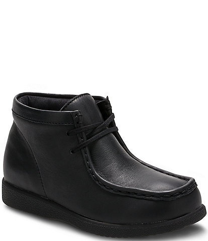 Hush Puppies Boys' Leather Bridgeport Boot