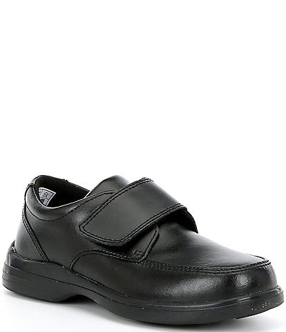 Hush Puppies Boys' Gavin Hook & Loop Loafer
