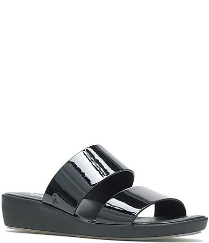 Hush Puppies Brite Jells Slide Sandals