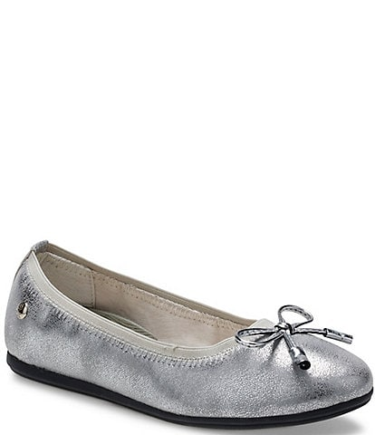 Hush Puppies Girls' Josie Ballerina