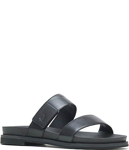 Hush Puppies Lilly 2 Band Slide Sandals