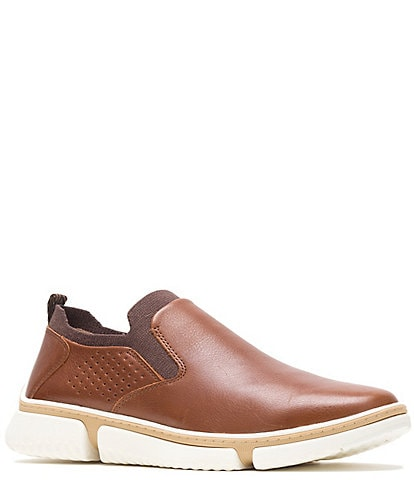 Hush Puppies Men's Bennett Plain Toe Slip Ons