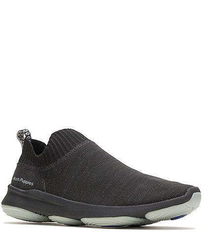Hush Puppies Men's Free Knit Slip-On Sneakers