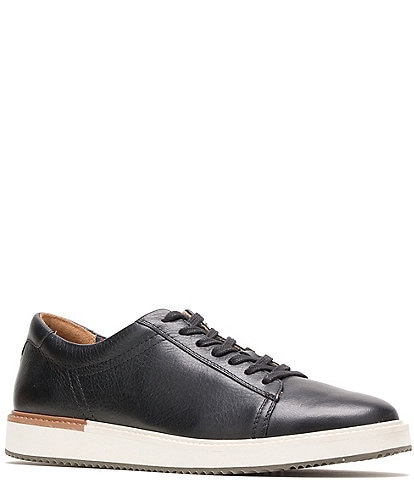 Hush Puppies Men's Heath Leather Sneaker