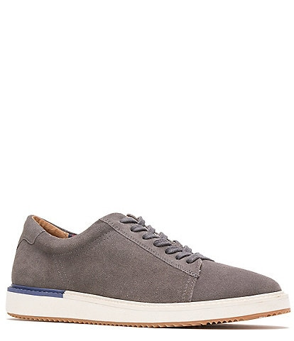 Hush Puppies Men's Heath Suede Lace-Up Sneakers