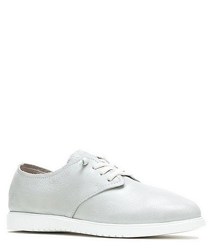 Hush Puppies The Everyday Lace-Up Leather Oxfords