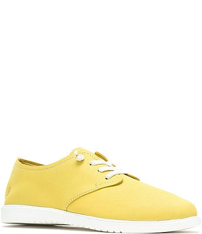 Hush Puppies The Everyday Lace-Up Water Resistant Oxfords