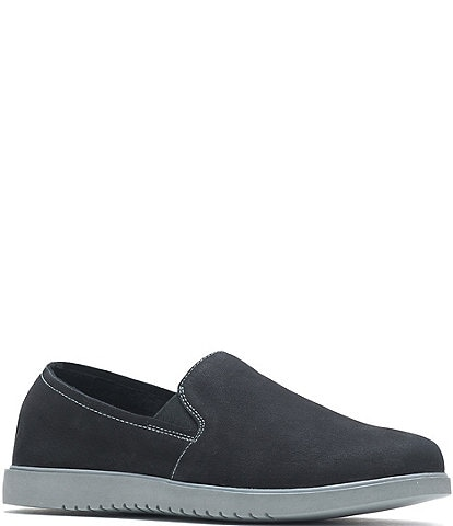 Hush Puppies The Everyday Suede Water Resistant Slip-Ons