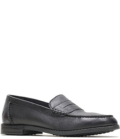 Hush Puppies Wren Leather Loafers