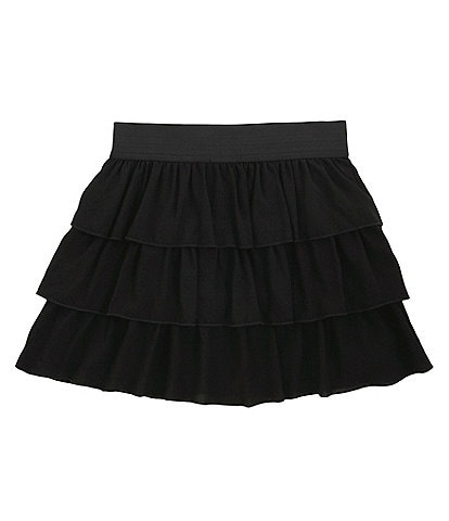 I.N. Girl Big Girls 7-16 3-Tier Skirt