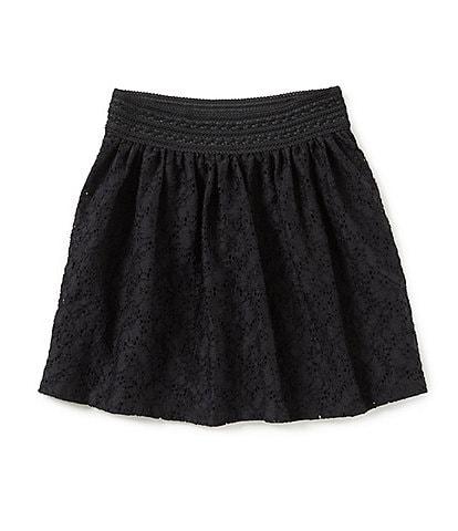 I.N. Girl Big Girls 7-16 Lace Pull-On Skirt