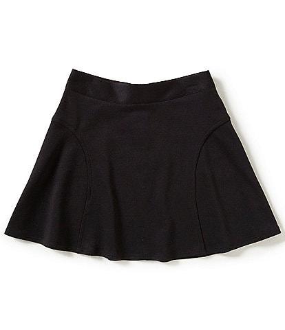 I.N. Girl Big Girls 7-16 Ponte Skirt