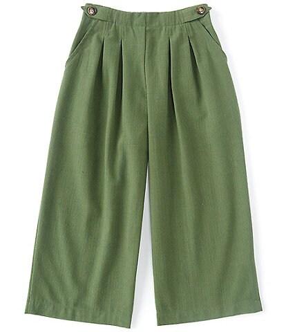 I.N. Girl Big Girls 7-16 Wide-Leg Gaucho Pants